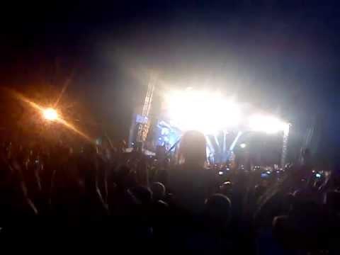 Amar Jašarspahić - Zašto sam sam ( LIVE koncert- KAKANJ 7.7.2013 )