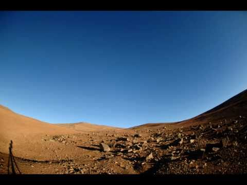 Day and Night on Mars - recorded by NASA's spacecraft (720p HD)