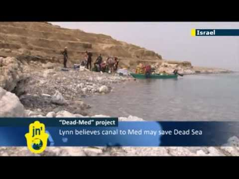 Israel plans Red Sea - Dead Sea canal despite Chamber of Commerce plan for canal to Mediterranean