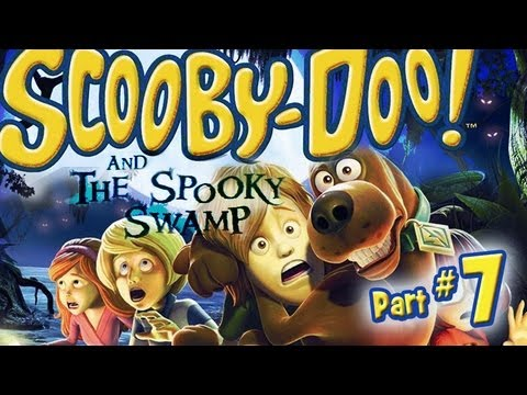 Scooby Doo and the Spooky Swamp (Wii) Part 7: The Oil Monster Scariachi