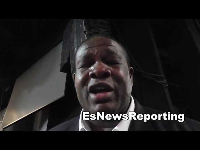 reddick bowe with his best muhammad ali story first time told EsNews Boxing