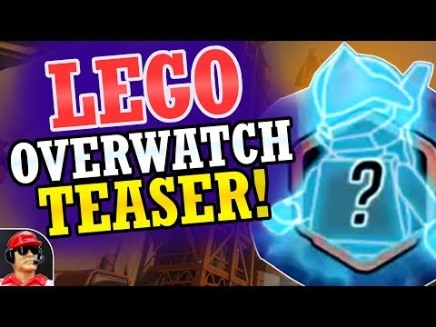 NEW Official Lego Overwatch Teaser! + Minifigure / Set Speculation! (Overwatch News)