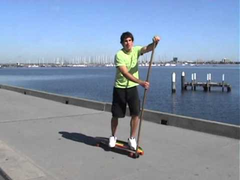 How to Ride the Kahuna Big Stick