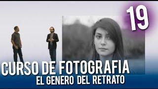 Curso de fotografía: El retrato
