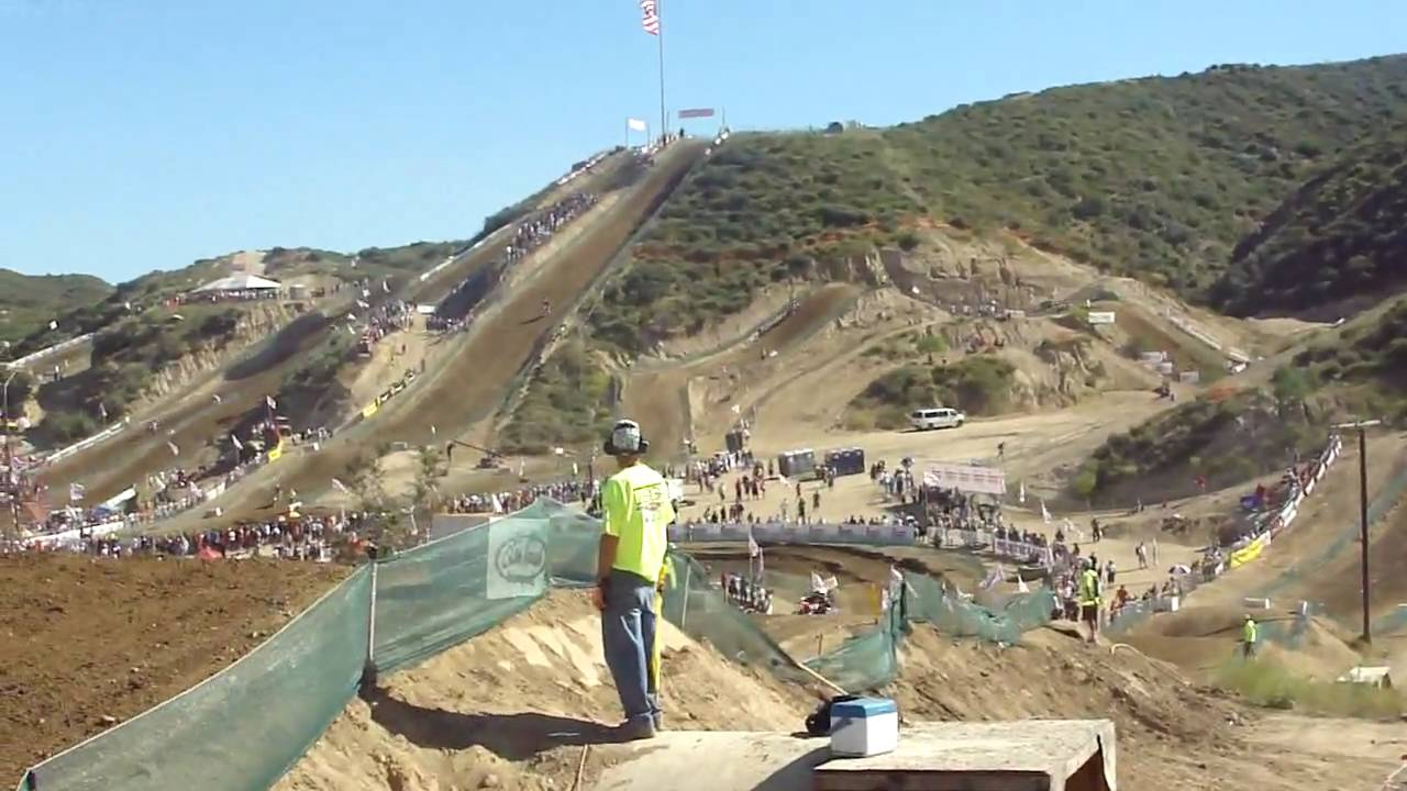 Ben Townley 2010 USGP Big Step Up Triple Glen Helen