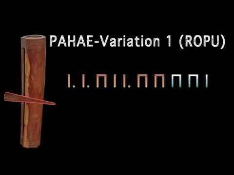 PAHAE Variation 1 (ROPU) with tabs