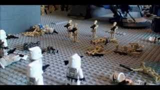 LEGO Star Wars 181st Legion-Clone Outtake (HQ)