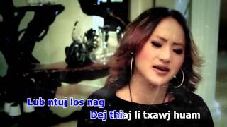 Paj Zaub Thoj New Music Video.2014 Txhob Tias Kuv Liam