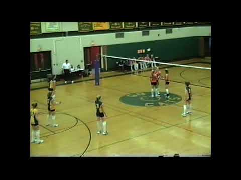 NAC - Plattsburgh Volleyball part two  1--07
