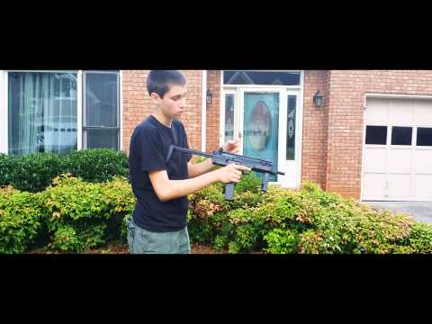 Muzzle Flash/Gunfire Effects in HitFilm 2 Ultimate (Action Essentials 2)