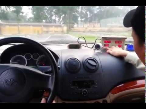Hướng dẫn thi sát hạch thực hành lái xe B2 - Dạy lái xe ô tô tại Hà Nội đơn giản dễ tập