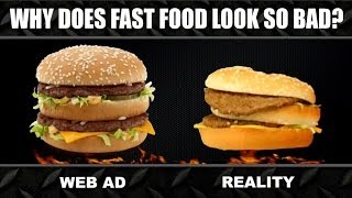 Fast Food vs Reality Test