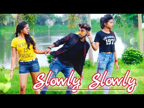 Slowly Slowly || Cute Romentic Funny Love Story|| Cute Proposal || Clean India