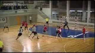 Andebol :: 11J :: Fafe - 24 x Sporting - 43 de 2013/2014