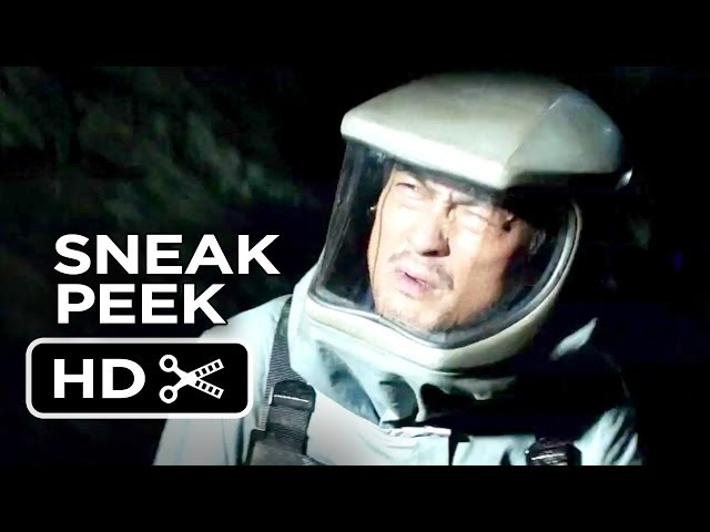 Godzilla Official Sneak Peek #5 - M.U.T.O Research (2014) - Aaron Taylor-Johnson HD