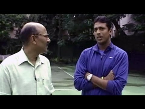 Mahesh Bhupathi opens up on relationship with Leander Paes