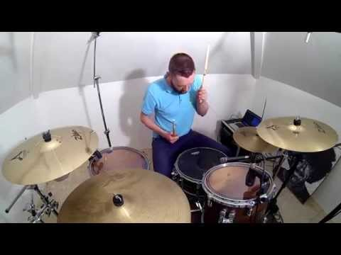 Paramore - Ain't It Fun (Drum Cover)