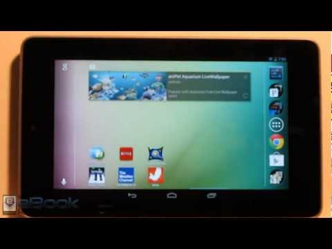 Google Nexus 7 Review + Tips and Tricks, More info: http://www.the-ebook-reader.com/google-nexus-7.html This video is a review of the Google Nexus 7 tablet and includes some tips and tricks and a ge...