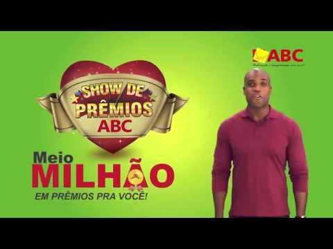 Ganhador 1º Sorteio - Show de Prêmios ABC