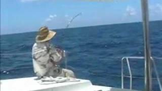 Sailing Catamaran, Florida Keys, Good Fishing