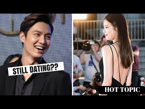 Suzy bae and lee min ho wedding