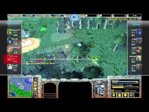 [o] TV10 DotA Tournament B Zone   PrimaL vs HappyHouse 3