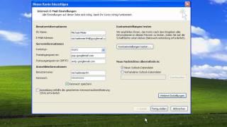 Outlook 2010 Teil 1 Die Benutzeroberfläche