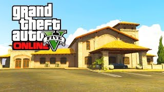 GTA 5 Online DLC: Mansion DLC Locations! GTA V Hidden