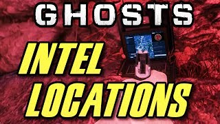 """AWAKENING"" ALL INTEL LOCATIONS - ""Spelunker"" Intel Spots Guide (COD Ghost Extinction)"