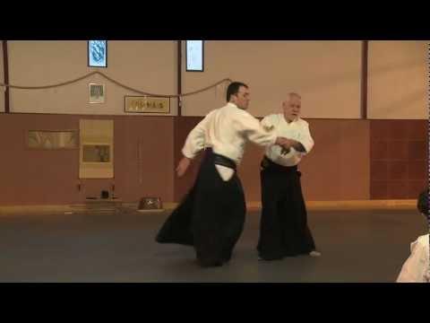 Atemi et meguri - Aikido Kobayashi