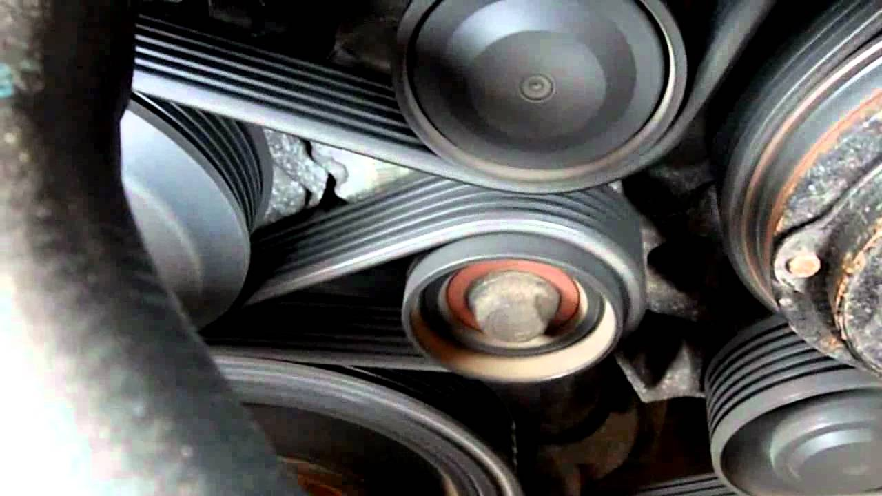 318d Curea Alternator Youtube