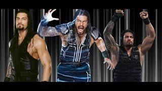 2015 WWE Royal Rumble Winner Roman Reigns - Roman Reigns WRESTLEMANIA 31 Ready!