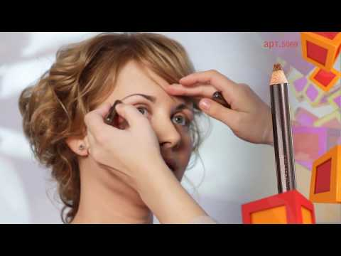 Праздничный макияж «В центре внимания»