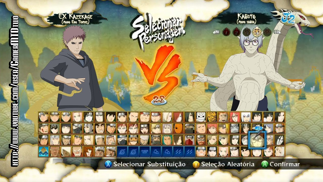 Naruto shippuden: ultimate ninja heroes 3 puts players fighting spirits to the test with intense and frantic battles