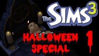 Sims 3 - The Vampire Journals - Part 1