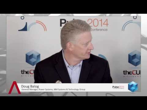 Doug Balog - IBM Pulse 2014 - theCUBE