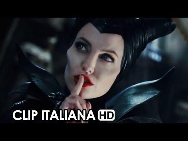 Maleficent Clip Ufficiale Italiana 'La Regina della brughiera' (2014) - Angelina Jolie Movie HD