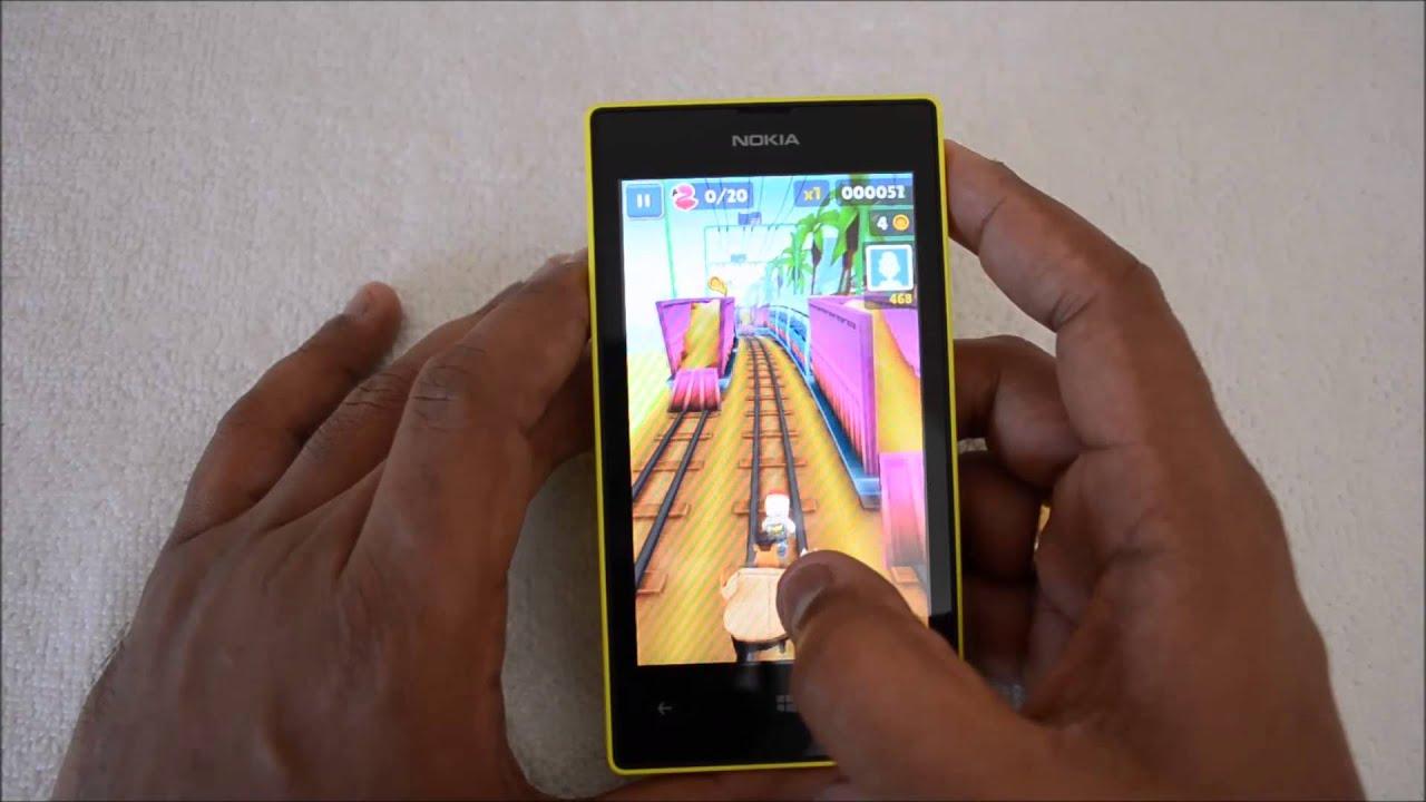 Subway Surfers Nokia Lumia 820