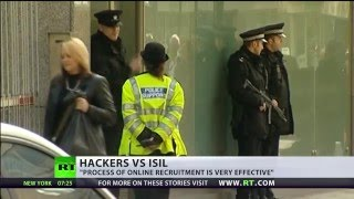 RT-ISIS Twitter accounts traced to UK govt: Hacker group