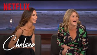 Jenna Bush Hager and Barbara Pierce Bush (Full Interview) | Chelsea | Netflix