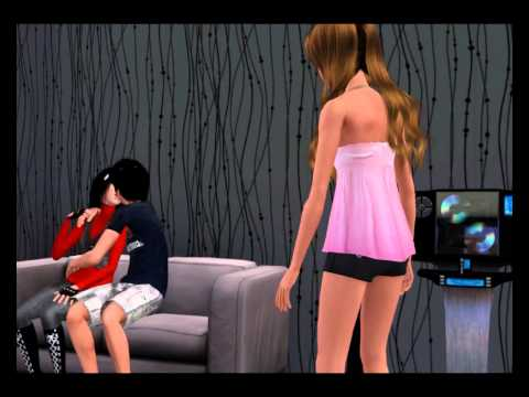 Girlfriend - Avril Lavigne [The Sims 3],