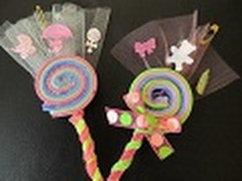 PALETAS de colores//Distintivos para fiestas// Imanes