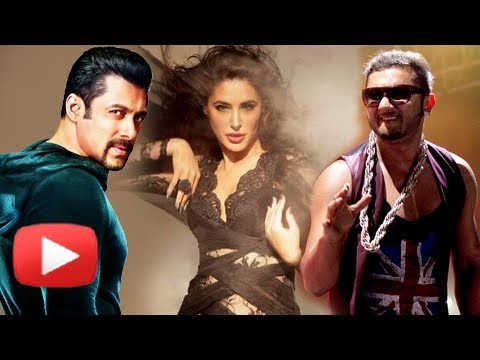 Salman Khan and Yo Yo Honey Singh Devil Song | KICK