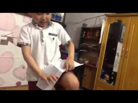 Cách gấp pháo giấy đơn giản