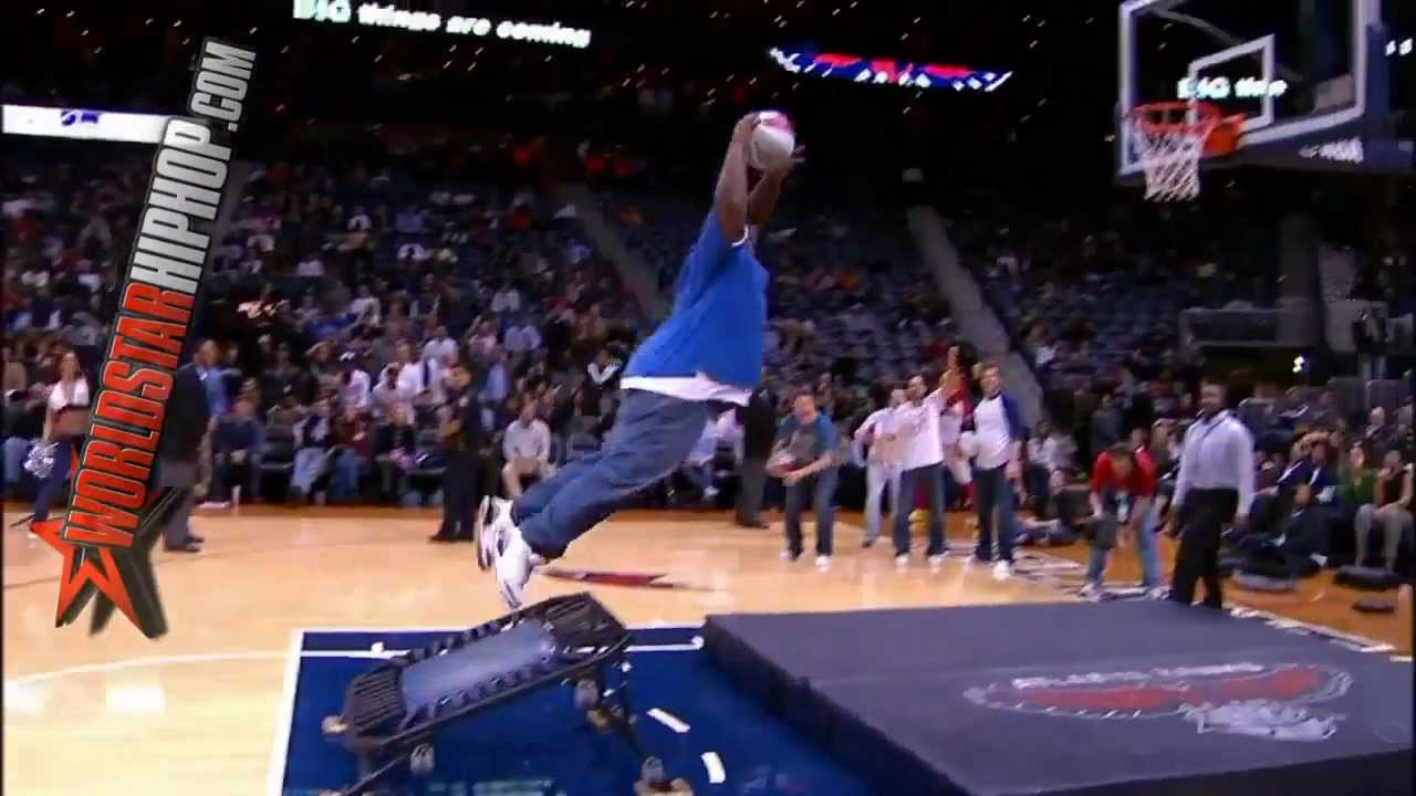 Epic Dunk Fails