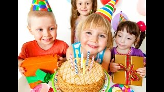 Organizar una fiesta infantil