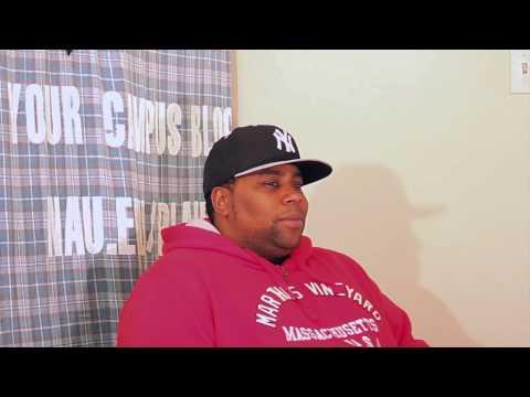 NAU Plaid Interview Kenan Thompson!