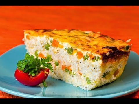 Rizses rakott zöldség