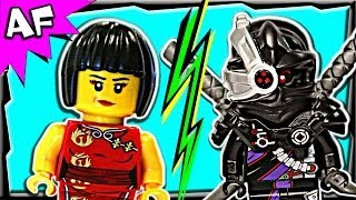 Lego Ninjago Rebooted Adventures Episode 1: Nindroid