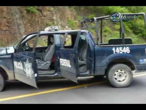 Jornada de violencia en Michoacán; matan a un PF y hieren a otros 6